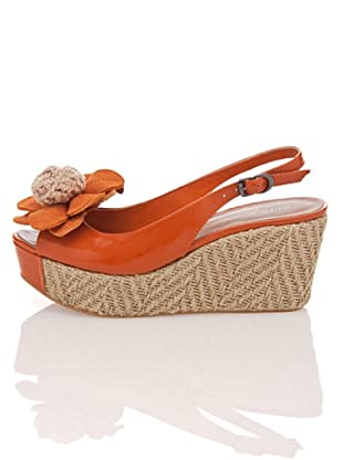 Apepazza Keil-Sandalette Sissy (Orange)
