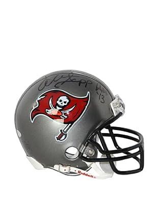 Steiner Sports Memorabilia Warren Sapp Signed Tampa Bay Buccaneers Replica Mini Helmet Inscribed