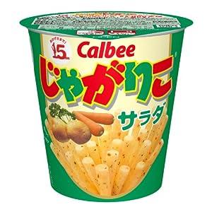 (お徳用ボックス) カルビー じゃがりこ サラダ