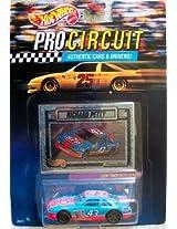 Hot Wheels ProCircuit Richard Petty #43 Pontiac Grand Prix STP 1/64th Scale Diecast