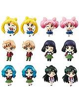 Petit Chara! Series Sailor Moon More Tm School Life Of The Girl! Hen 6 Pieces Box