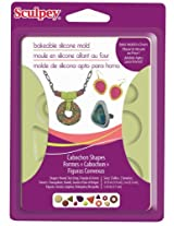 Sculpey Silicone Bakeable Mold -- Cabochon