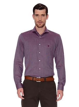 Caramelo Camisa Virgile (Granate)