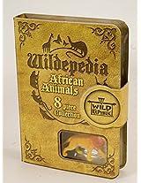 Toy Animal Figure Wildpedia Africa