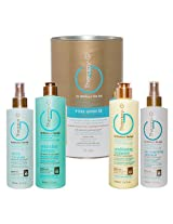 Therapy - G 4 Step System Kit (90 Day) For Chemically Treated Hair 1 Ea