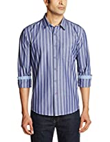 Vivaldi Men's Cotton Casual Shirt