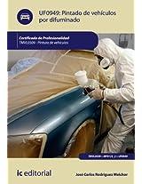 Pintado de vehículos por difuminado. TMVL0509