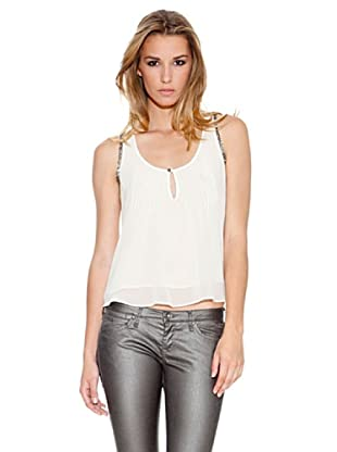 Pepe Jeans London Blusa Kate (Crudo)