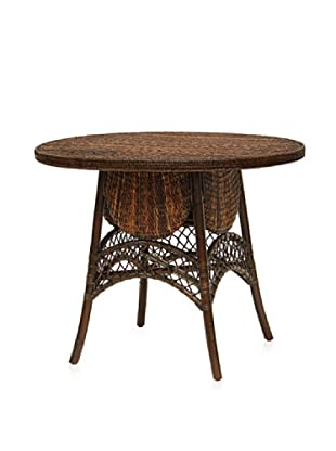 Palecek Havana Weave Table