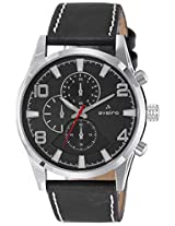 Aveiro Analog Black Dial Men's Watch-AV2MULTILTR
