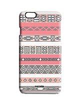 Peach Aztec - Pro Case for iPhone 6
