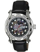 Marc Ecko Analog Black Dial Unisex Watch - E12589M2