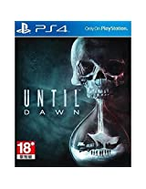 Until Dawn (Chinese & English Sub) for PlayStation 4 [PS4]