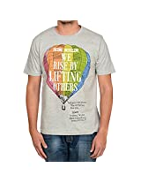 Being Muslim Grey T-Shirt for Men
