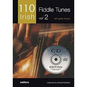 110 Irish Fiddle Tunes
