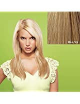 "22"" Straight Clip In Hair Extensions By Jessica Simpson Hairdo R14 25"