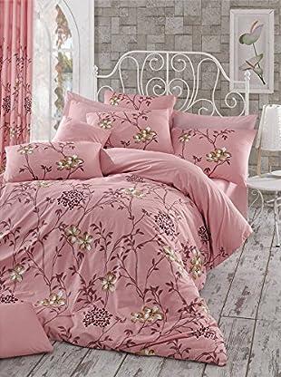 Colors Couture Bettdecke und Kissenbezug Carmen