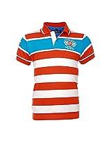 Lumber Boy LB13522FL Boys Blended T-Shirt (Size : 13-14 Years)