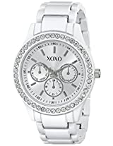 XOXO Women's XO5408  Rhinestone-Accented Watch