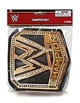 WWE Championship Belt 4 Pieces Party Belt