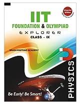 IIT Foundation Explorer Physics - Class 9