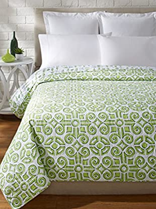 Boxwood Abbey Quilt