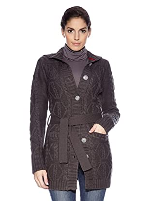 Northland Professional Cardigan Macy Knit Coat (Antracite)