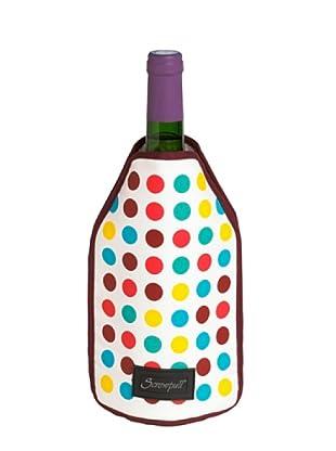 Le Creuset Funda Wa-126 Funda Enfriadora De Botellas Para Vino Y Cava A Topos