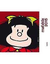 Mafalda 2015 Calendario de escritorio - Rojo
