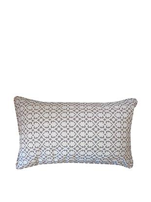 Speed Throw Pillow, Grey