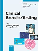 Clinical Exercise Testing (Progress in Respiratory Research)