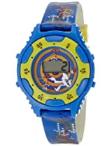 Disney Digital Grey Dial Boy's Watch - TP-1011