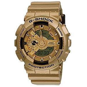 G-Shock Special Edition Analog-Digital Gold Dial Men's Watch - GA-110GD-9ADR (G545)