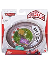 Cars Micro Drifters Flo - Ramone And Sarge Vehicle - 3-Pack