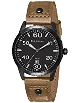 Giordano Analog Black Dial Men's Watch - A1041-02