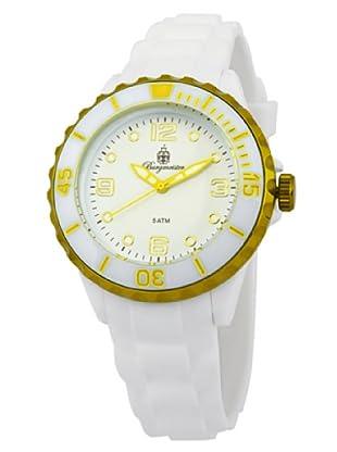 Burgmeister Damen-Armbanduhr XS Analog Quarz Silikon BM604-586F