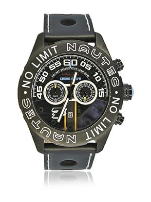 Nautec No Limit Reloj de cuarzo Man LM QZ/LTIPBK  48 mm