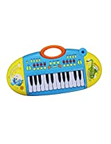 Shopaholic portable Piano For Enthusiast Musicians With Microphone- BB383