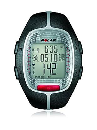 Polar Pulsómetro Entrenamiento con Velocidad y Distancia RS300X (Negro)