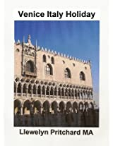 Venice Italy Holiday (An Dialanna Maisithe na Llewelyn Pritchard MA Book 5) (Irish Edition)