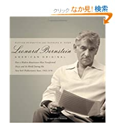 Leonard Bernstein: American Original