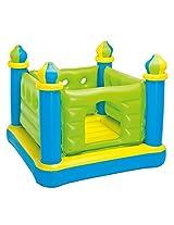 Intex Jr. Jump-O-Lene Castle Inflatable Bouncer, 52