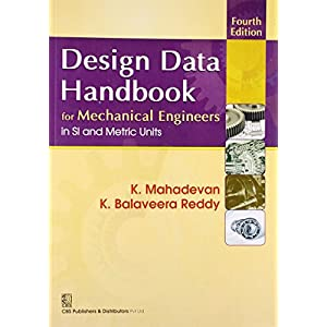 Design Data Handbook for Mechanical Engineering in SI and Metric Units