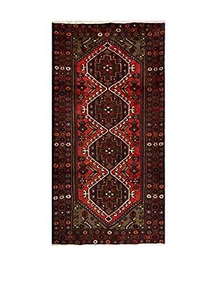 QURAMA Teppich Persian Hamadan rot/mehrfarbig