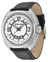 Police Analog White Dial Men's Watch - PL.13404JS/04