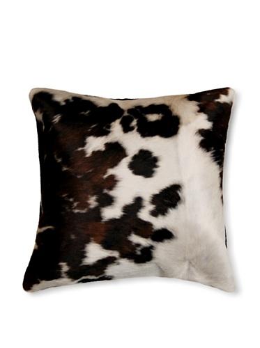 Natural Torino Cowhide Pillow (Tri-Color)