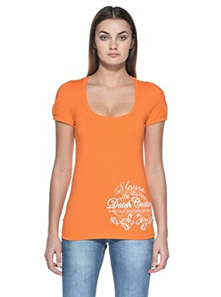 Camiseta Italia (Naranja)