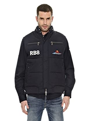 Red Bull Chaqueta Padded Gilet (Azul Royal)