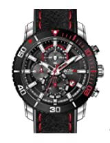 WESTAR Analog Black Dial Men's Watch - 90010SBN203