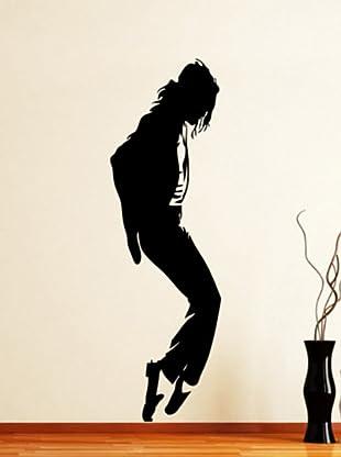 Ambiance Live Vinilo Adhesivo Michael Jackson Moonwalk 2